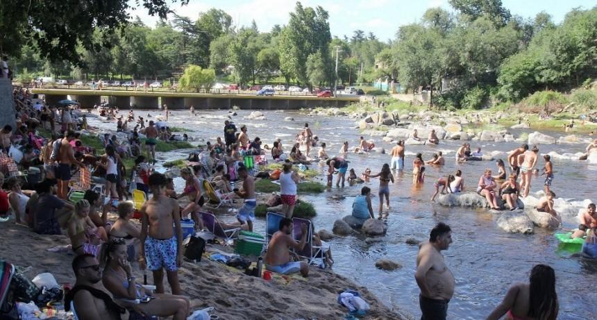 La ocupación turística superó el fin de semana el 85% en Carlos Paz