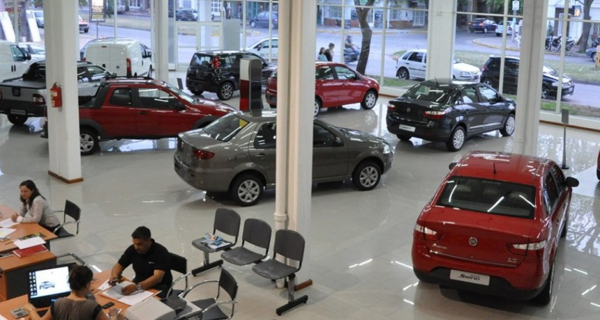 En Córdoba, el patentamiento de vehículos 0km cayó un 42,2% con respecto a 2018