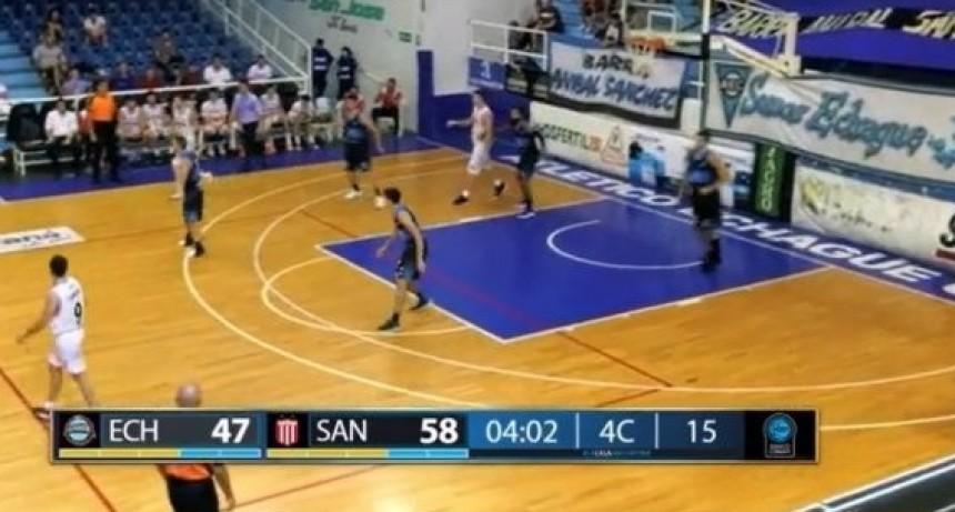 San Isidro venció a Echagüe en Paraná