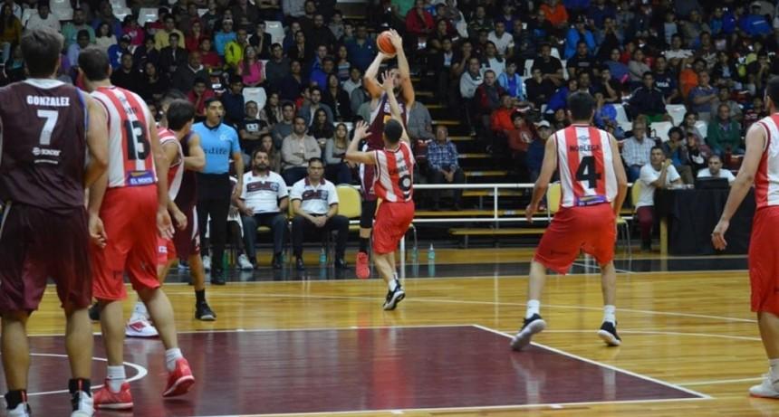 San Isidro cayó ante Salta Basket