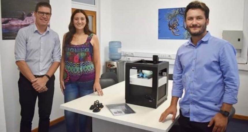El CRES tiene su impresora 3D