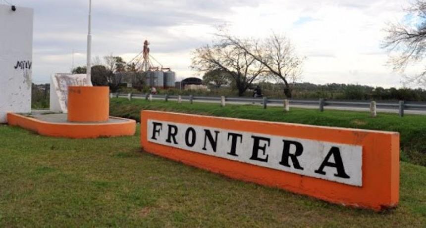 Frontera: pelea entre vecinos y disparos