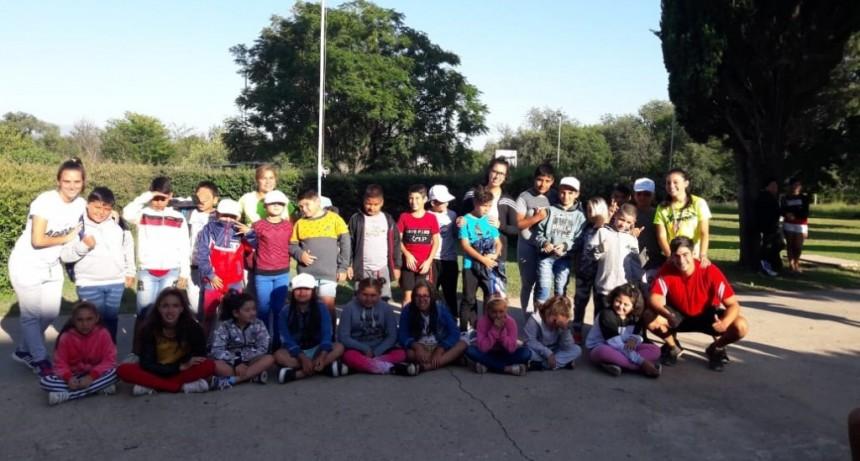 Niños de guarderías municipales disfrutaron gratis de colonia de vacaciones