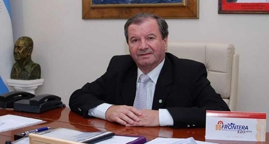 Falleció Juan Carlos Pastore, ex intendente de Frontera