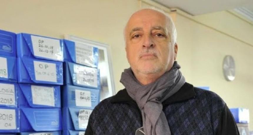 Falleció el dirigente Luis Gaviglio