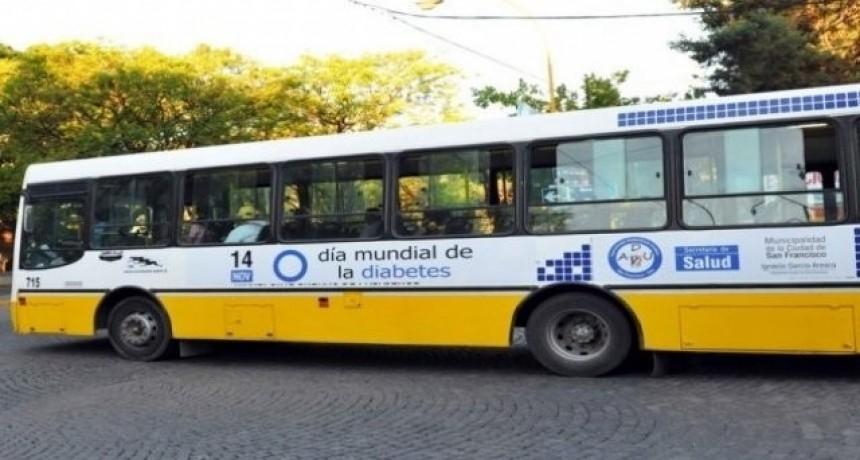 Por el coronavirus, en el colectivo solo podrán viajar como máximo 12 personas