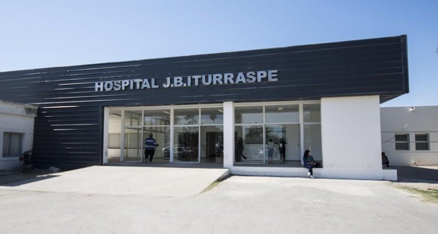 Confirman caso de coronavirus en paciente de Brinkmann internado en el Hospital Iturraspe