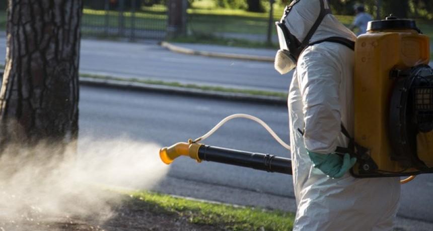 Dengue: se llevó a cabo el protocolo de bloqueo ante posible caso en la ciudad