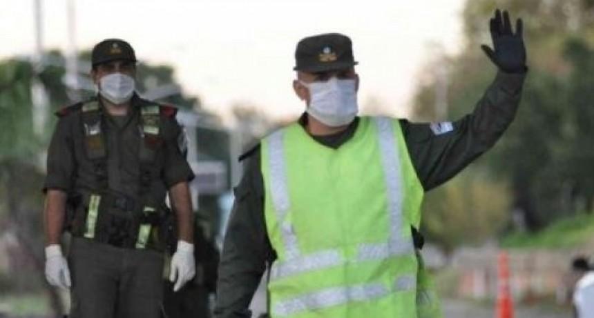 En Frontera detuvieron a once personas por incumplir la cuarentena
