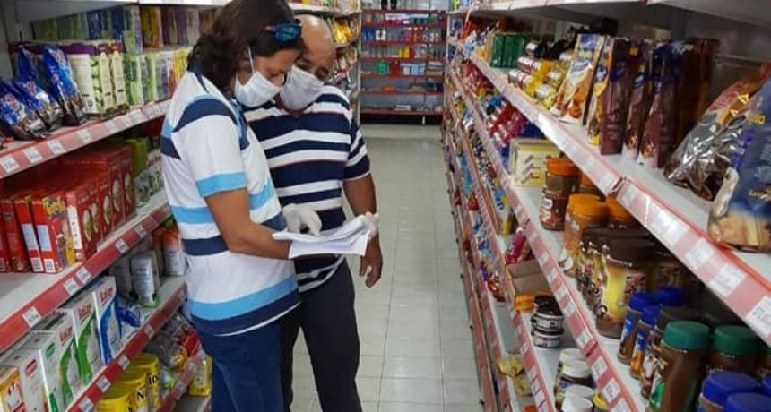 El municipio controla el cumplimiento de los precios máximos