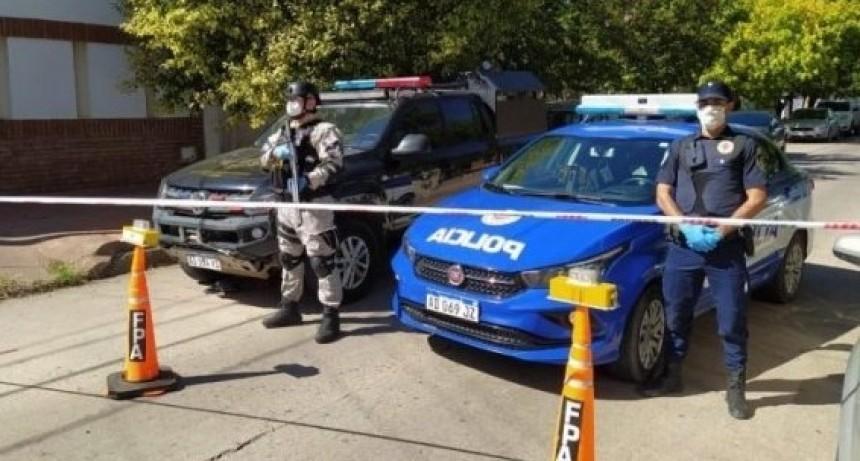 Tras secuestro de drogas por policía de Córdoba, FPA realizó un allanamiento en San Francisco