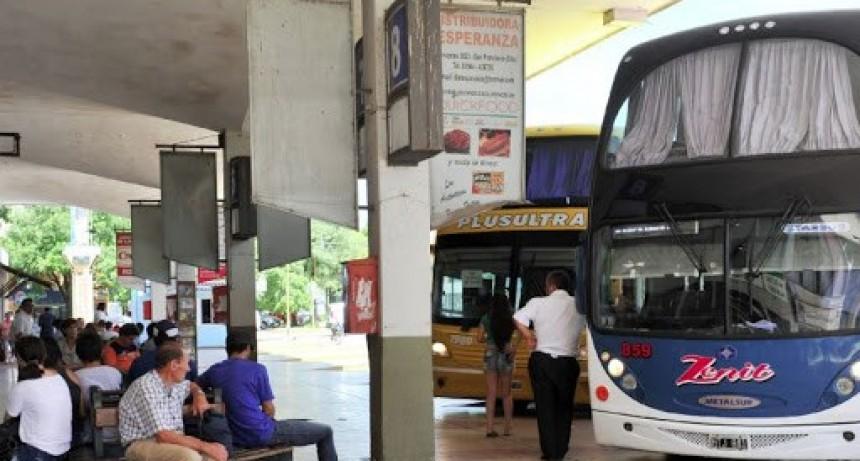 Aoita decretó un paro en el transporte interurbano para el lunes próximo