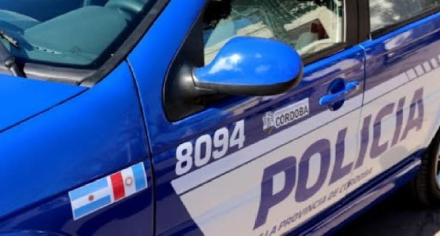 Pareja de motochorros fue detenida tras una persecución