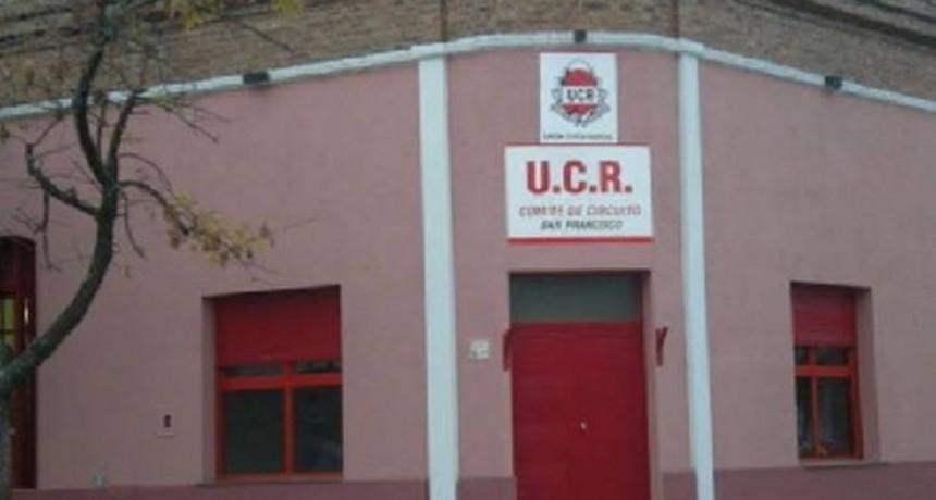 La UCR ofrece la sede partidaria para centro de aislamiento