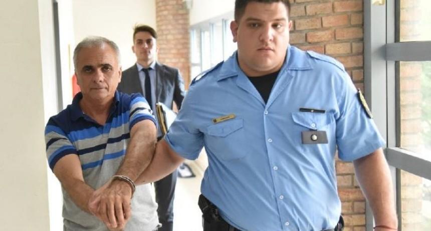 Homicidio de Casermeiro: confirmaron la prisión preventiva de Gette