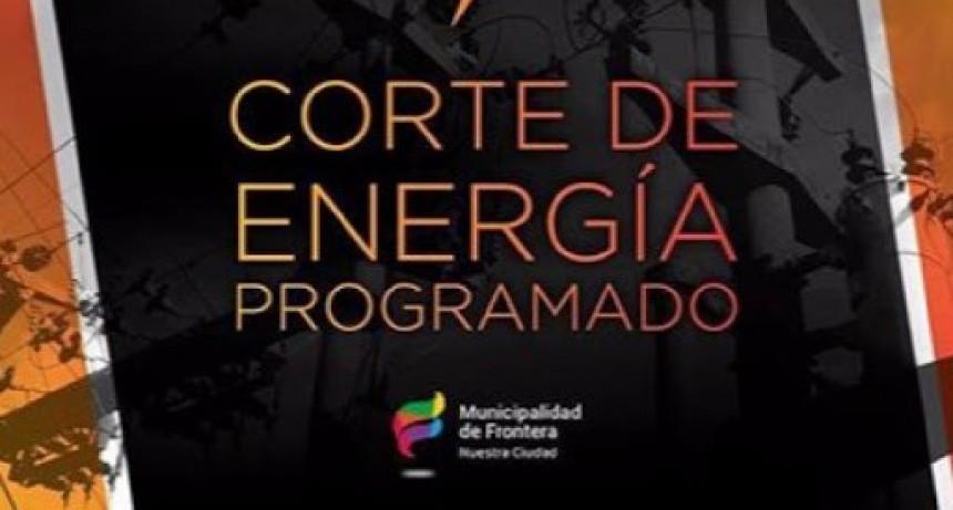 Corte de energía para mañana anunció la EPE