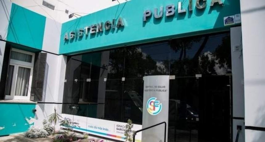 Los organigramas de la atención en la Asistencia Pública y los dispensarios