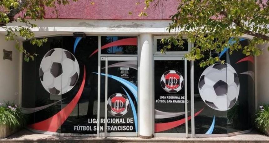 Liga Regional suspendió sus torneos hasta agosto