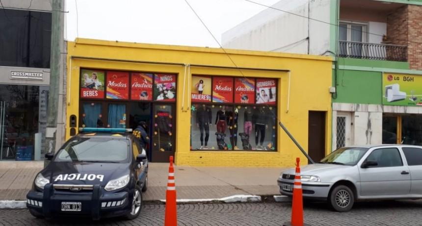 Rescataron a una joven sometida a supuesta trata laboral en una tienda