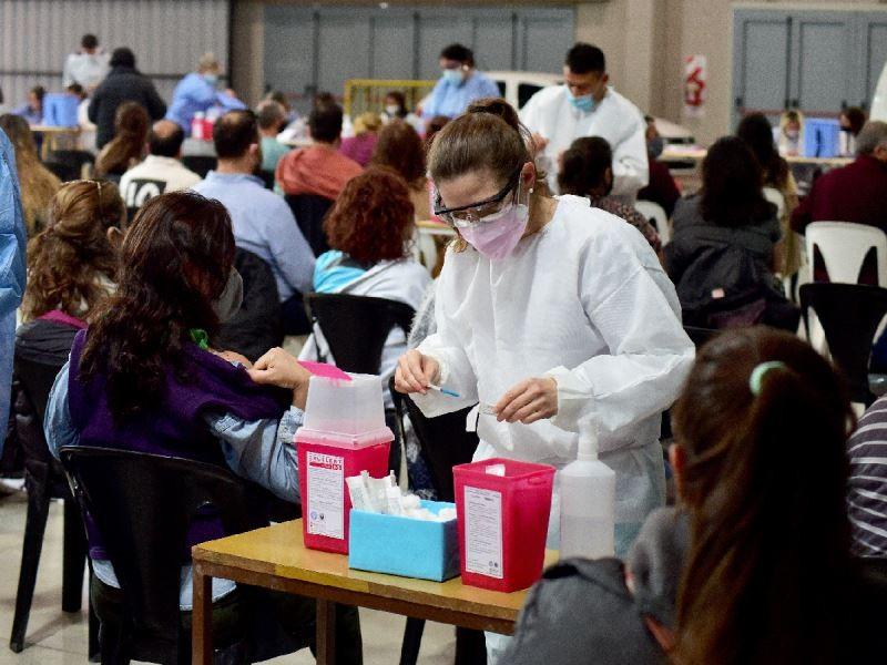 Nuevo operativo de vacunación contra el coronavirus