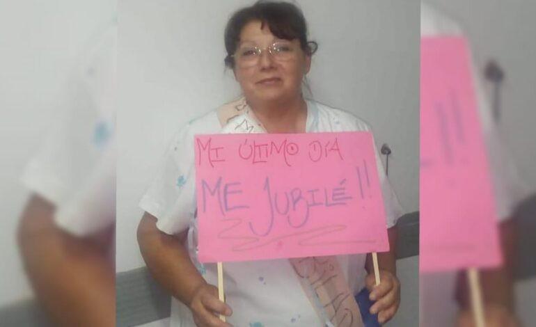 Profundo dolor en el Hospital Iturraspe por la muerte por Covid de una enfermera jubilada