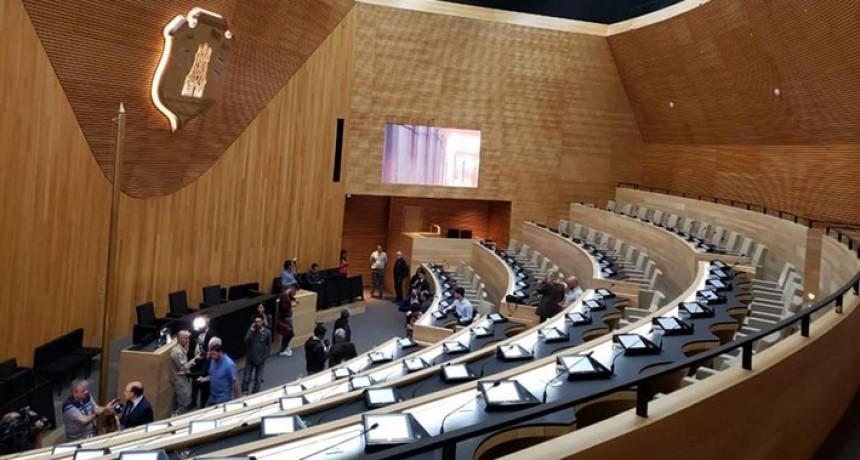 La Legislatura aprobó la ley que permite a Córdoba comprar vacunas