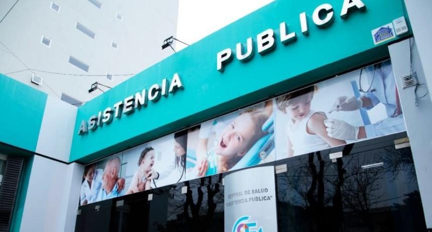 Continúa la campaña de vacunación antigripal en la Asistencia Pública