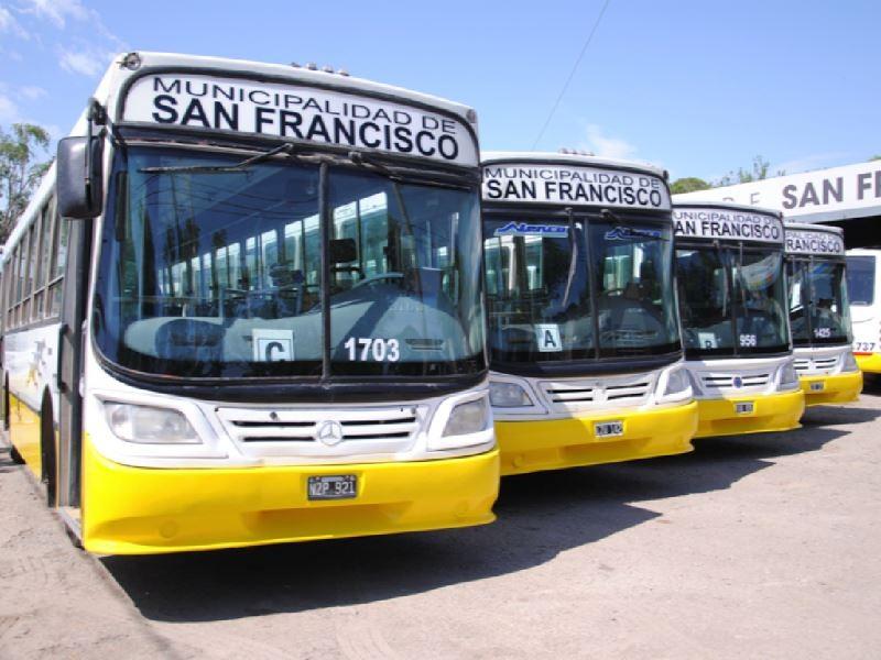 Modificaciones en el horario de Transporte Urbano de Pasajeros de la ciudad