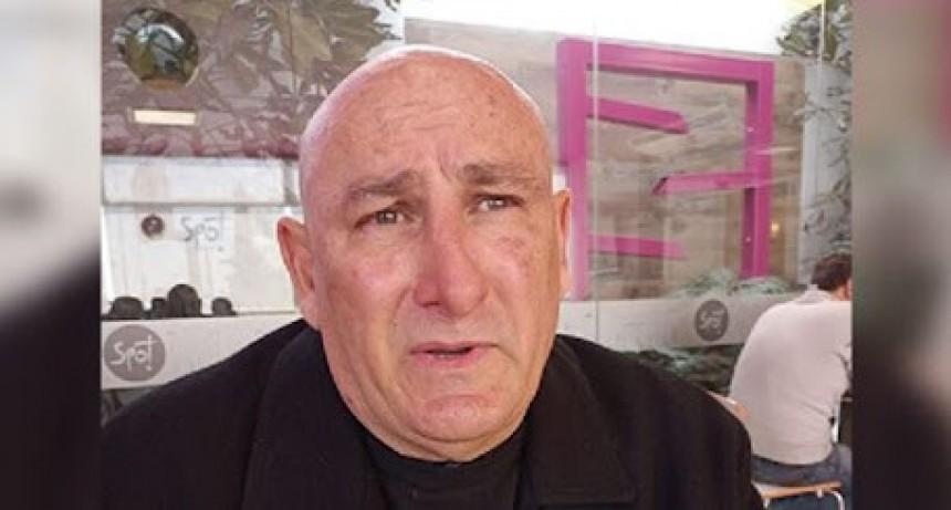 Después de sus violentas expresiones a un fiscal detuvieron a Víctor Sacco por amenazas