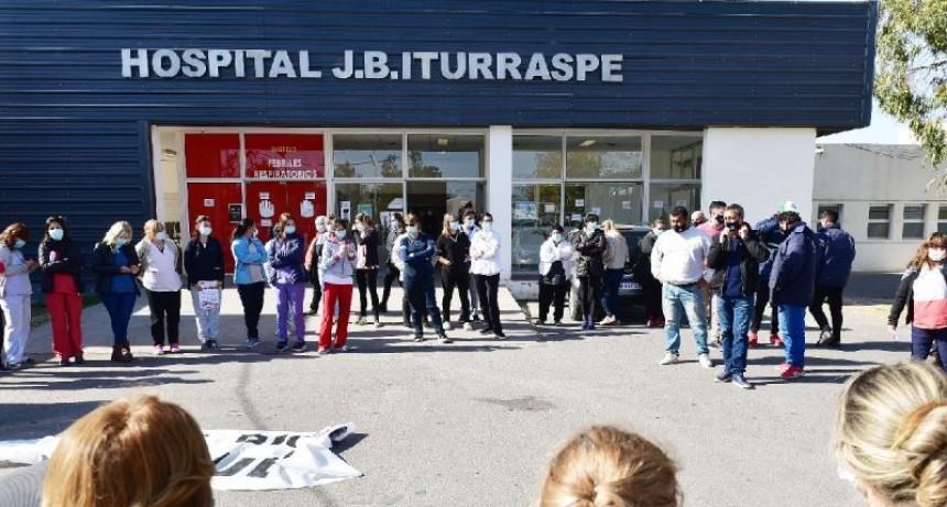 ATE sigue la lucha en desacuerdo con el acuerdo salarial logrado
