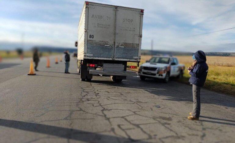 Josefina: secuestraron un camión en Ruta 19