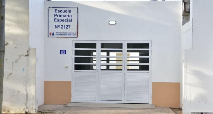 Inauguraron nuevo edificio de la Escuela Especial de Frontera