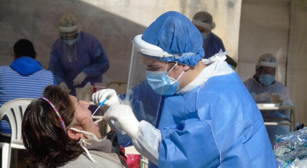 San Francisco registró este miércoles 65 nuevos casos de covid y los contagios ya superan los 1300