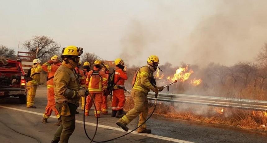 La Provincia confirma que los incendios son intencionales