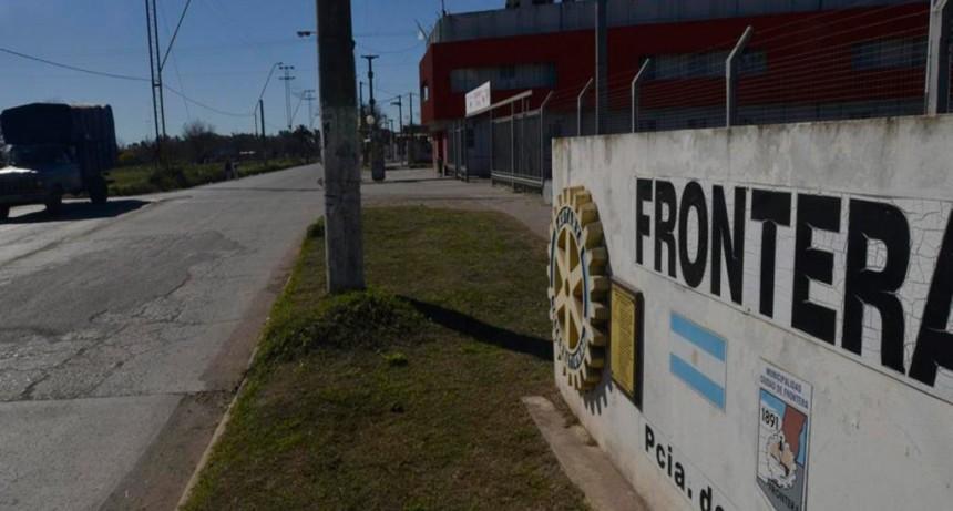 Frontera: Perseguido y arrestado
