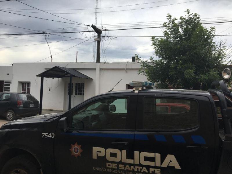 Hallaron en Frontera una moto que había sido robada