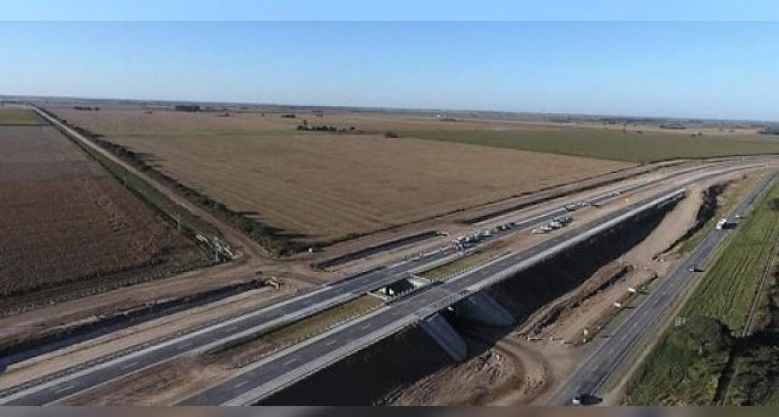 Autopista 19: anuncian reactivación de los trabajos en el tramo Arroyito - Santiago Temple