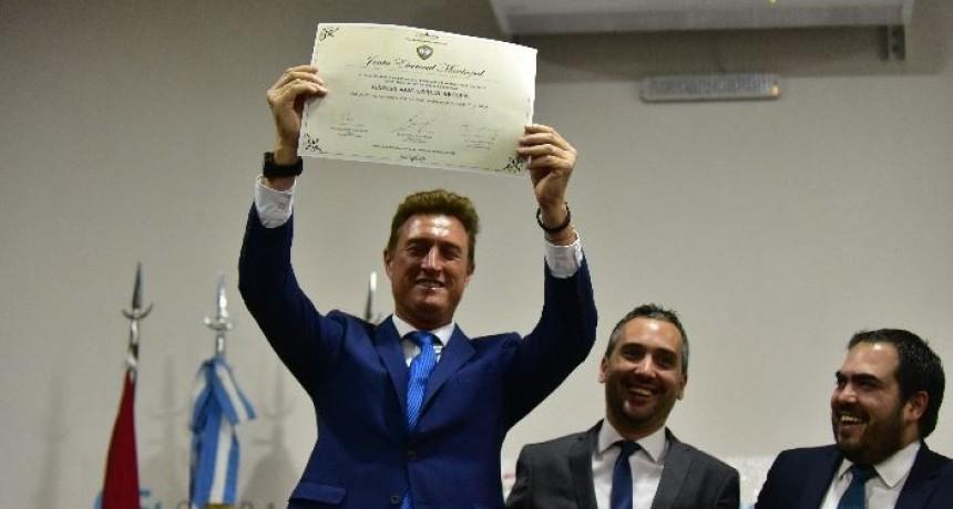 La Junta Electoral proclamó a las autoridades municipales electas