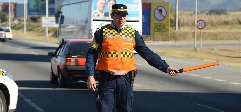Nuevo incremento en las multas de la Policía Caminera