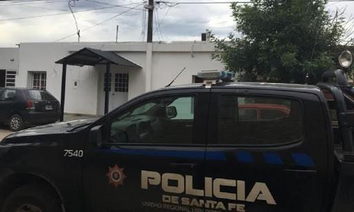 Personal policial de Frontera recuperó una motocicleta
